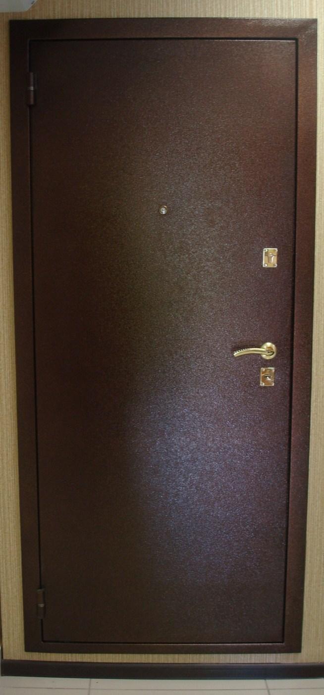 металлические двер оптом цены